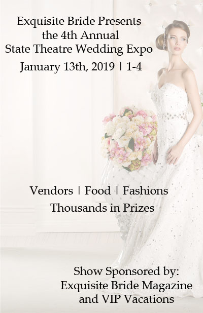 State Theatre Wedding Show January 2019